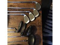 Donnay Golf set