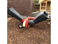 Mad cs 465 8,0 wood chipper fully working order