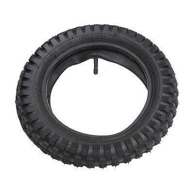 12 1/2 x2.75 Knobby Tire & Tube Razor MX350 / MX400 Mini Kids Monkey Dirt Bike