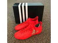 Adidas X Junior Football Boots UK 3