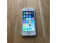 IPhone 5s 16gb Silver Vodafone,Lebara...!!!