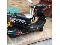 Pulse Scout 49cc Moped. Excellent condition