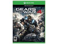 Gears of war 4 Xbox 1