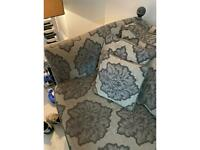 Ashley manor three piece and large cuddle chair