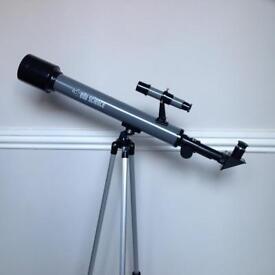 Telescope star tracker edu science