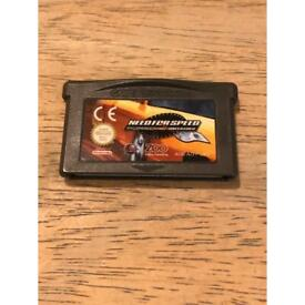 Need for Speed Porsche Unleashed Game Boy Advance
