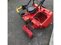 WOLF CUB LAWN MOWER GOOD BRAND GOOD WORKING CONDITION. GETS JOB DONE FAST