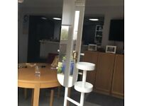 Ikea Valet stand with full length mirror 50x185 cm (as new)