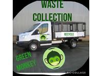 Rubbish removal house / garden clearance scrap waste white good cheap £££ man van
