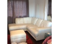 Household Furniture For Sale Due To Move Corner Leather Suite, Dining Table & More