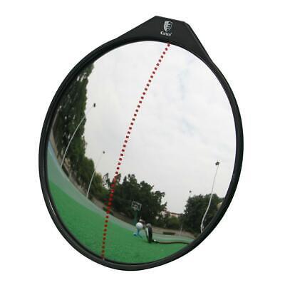Golf 360 Convex Mirror Full Swing Putting Training Practice Tool Aids Equip Golf Swing Mirror