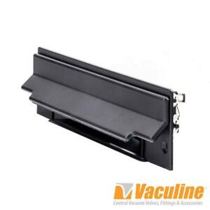 Central Vacuum Black CanSweep Inlet
