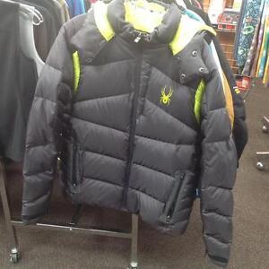 Men's Spyder Winter Jacket (sku: Z13481)