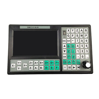 5 Axis Cnc Control System Controller Set 500khz Motion Control System 12-24v
