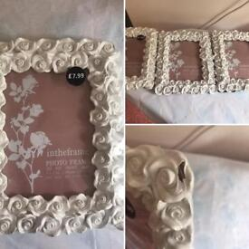 Shabby chic items - £10 and under