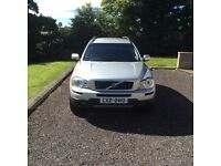 2009 Volvo XC90 2.4 AWD Geartronic D5 SE 7 seater low mileage
