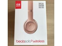 Beats Wireless Solo 3 - Rose Gold