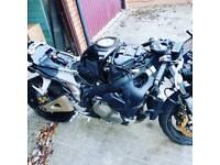 Honda cbr600rr breaking for parts