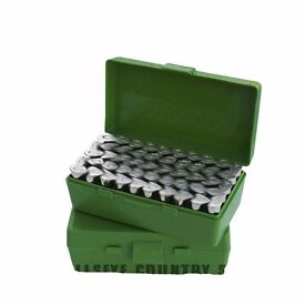 MTM P50 Green Revolver Ammo Range Safety Carrier Box 50 Rd