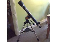 Telescope, Celestron Astro Master