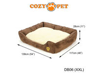 XXL DOG BED - HUGE - FOR BIG DOGS AND PUPPIES