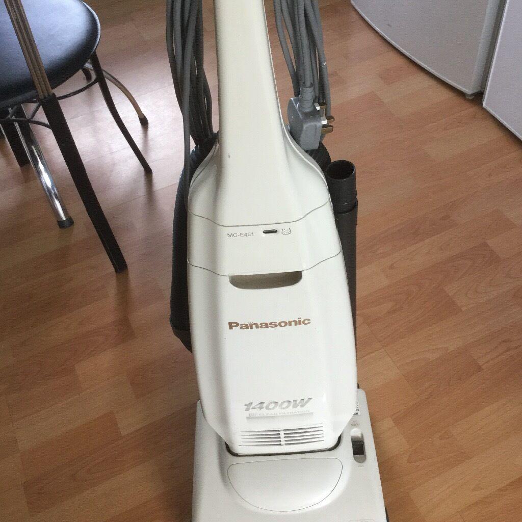 Panasonic Vacuum Cleaner 1400w Bags In North Shields