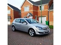 VAUXHALL ASTRA SRI DIESEL, CRUISE CONTROL, SERVICE HISTORY, FULL HPI CLEAR