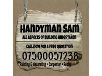 Handyman Sam.