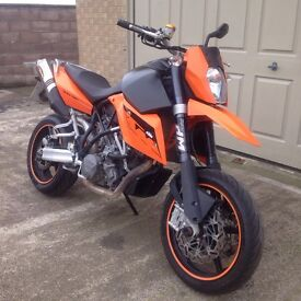 KTM supermoto!! Mint condition ready for the summer!!!