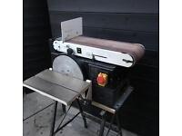Axminster Belt & Disc Sander AWEBDS610