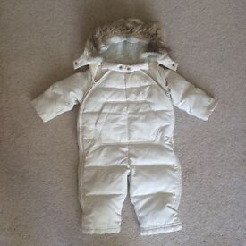Ralph Lauren baby snowsuit down filled 9/12 month (S/M)