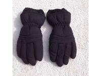 Waterproof motorcycle gloves - Ladies Size 4