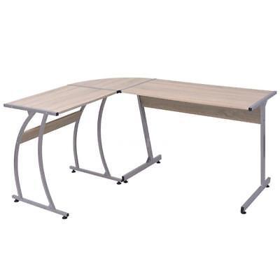 Eckschreibtisch Computertisch Schreibtisch Ecktisch Bürotisch Winkelschreibtisch