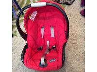 Chicco car seat and pushchair for sale £20