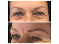 £200!! Microblading/digital hairstroke/combi brows