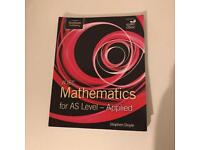 Wjec mathematics for as level - applied textbook