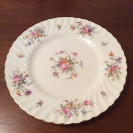 Minton Marlow bone china plate