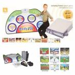 Body fit game console draadloos interactieve sport speelmat