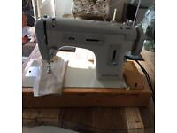 Singer leather and upholstery sewing machine