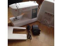 Singer Brilliance 6199 model Sewing Machine