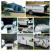 Camper trailer Rutherford Maitland Area Preview