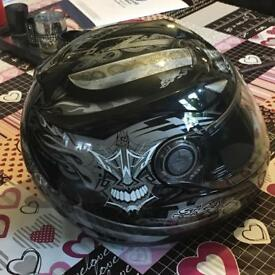 Shark s500 air motorcycle helmet