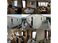 8 berth 3 bedroom caravan Ingoldmells