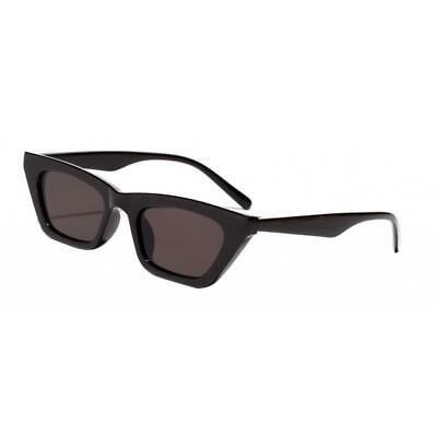 Mode Cat Eye Sonnenbrille Frauen Männer Square Frame Objektiv