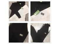 Bnwt Mens HB Black/Grey Small Tracksuit £25