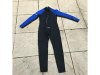 Large youth wetsuit