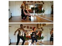 Wedding First Dance Classes in East London with Rangel & Santa