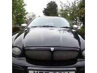 2004 Jaguar X Typr V6 4x4 estate car, Fabulous to drive and look at!