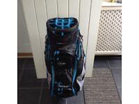 dunlop waterproof cart golfbag