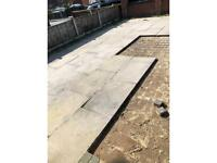 Concrete Paving slabs approx 50